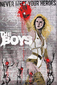 The Boys (2019-Continue)