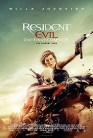 Resident Evil: The Final Chapter (2017)