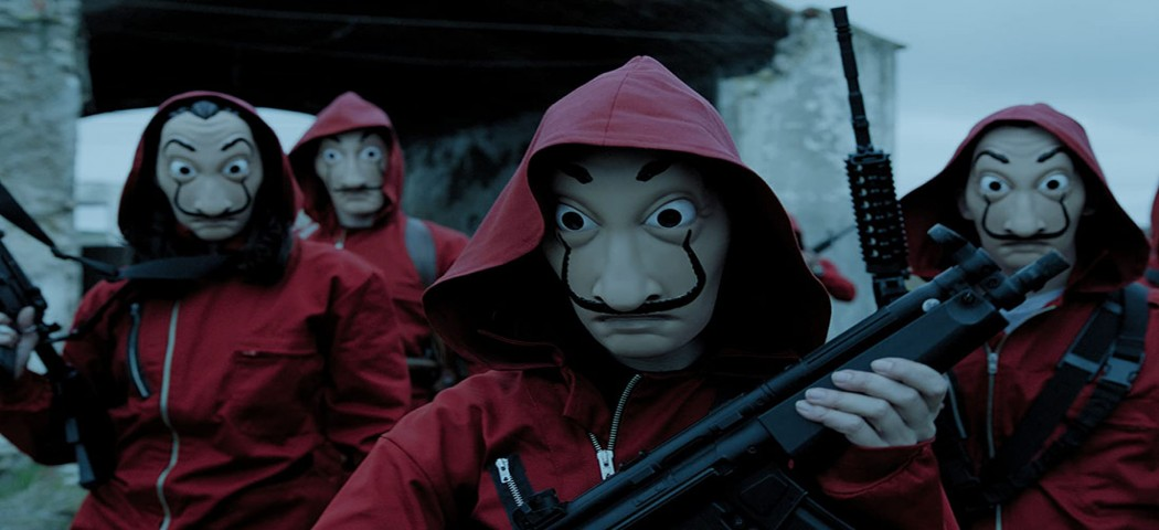 Money Heist (2017-Continue)