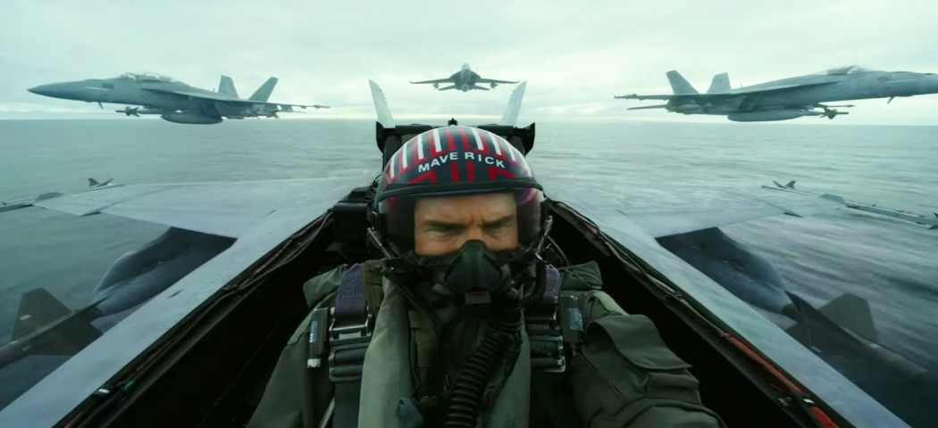 Top Gun: Maverick (2021)